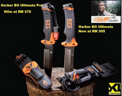 Gerber Bear Grylls Ultimate & Ultimate PRO