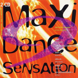 Maxi Dance Sensation vol.9 (1993)