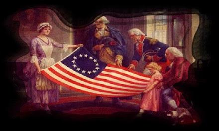 Ursrpung der USA Flagge