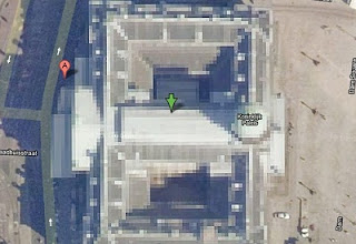 Inilah 10 Lokasi Di Dunia Tidak DiIzinkan Dilihat Di Google Maps