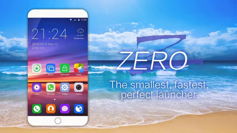 ZERO Launcher v2.21