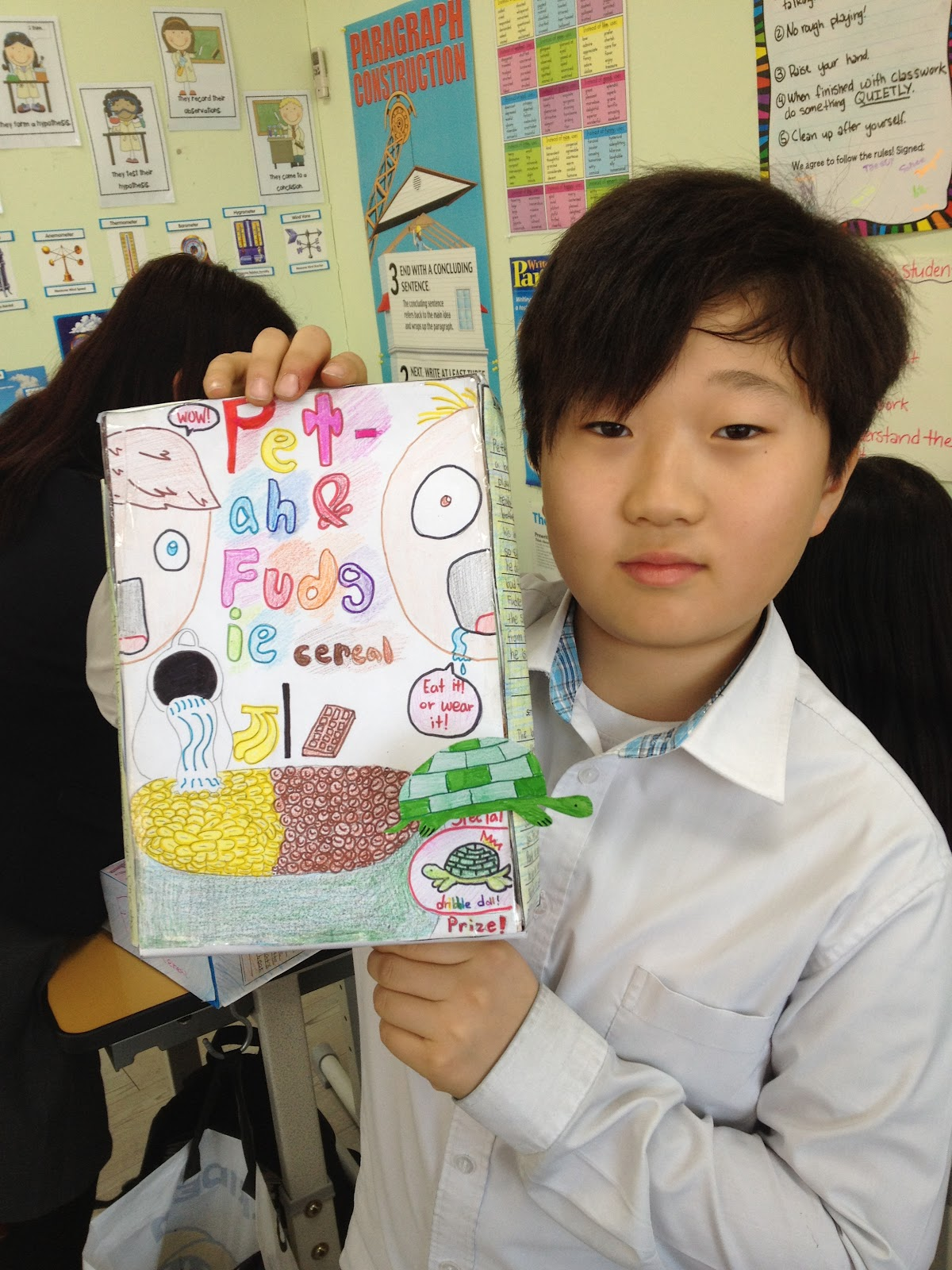 biography book report for 4th graders