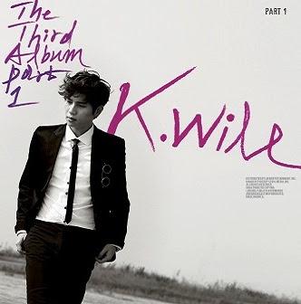 K.Will Please Don't album cover