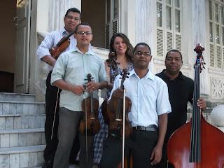 Quinteto de Cordas_SESC Partituras