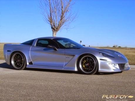 2008 Chevrolet Corvette Specter-Werkes GTR