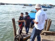 Boat ke Pulau Penyengat :
