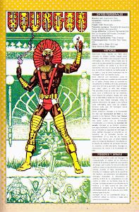 Ficha DC Comics Houngan