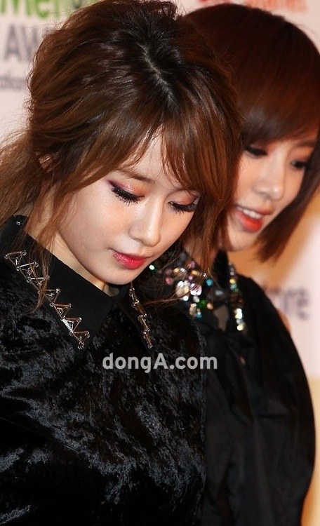 Park Jiyeon T-ARA Melon Music Award 2012