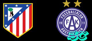 Prediksi Pertandingan Atletico Madrid vs Austria Wien 7 November 2013