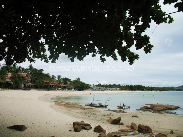 Chaweng Nort Beach