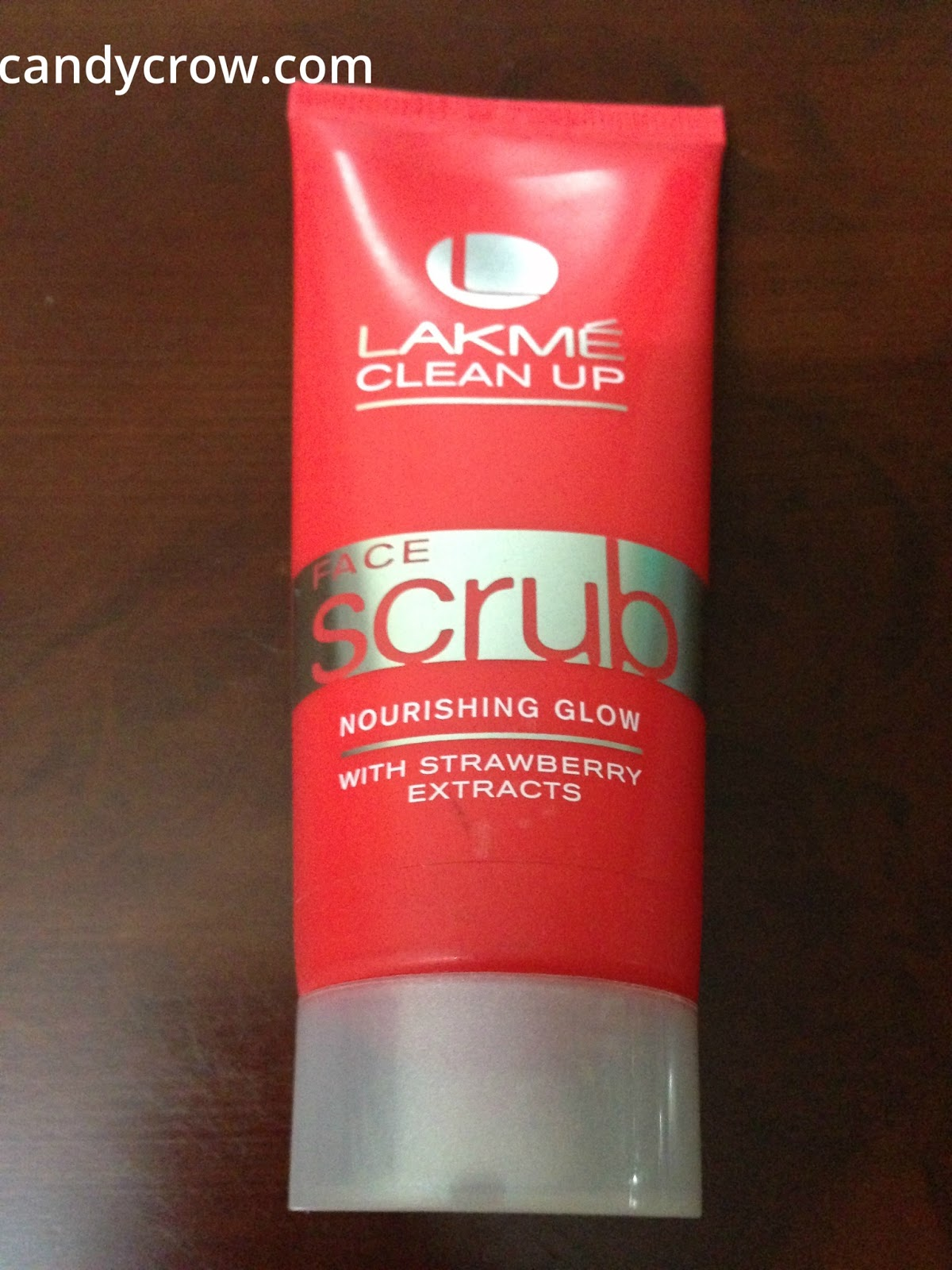 Lakme Clean up Glow Face Scurb Review