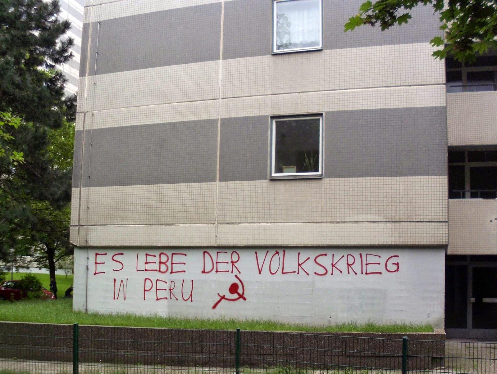 maoistroad aktionen in berlin zum tag der einleitung des volkskriegs in peru. Black Bedroom Furniture Sets. Home Design Ideas