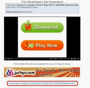 Cara Mudah Download Film di Ganool