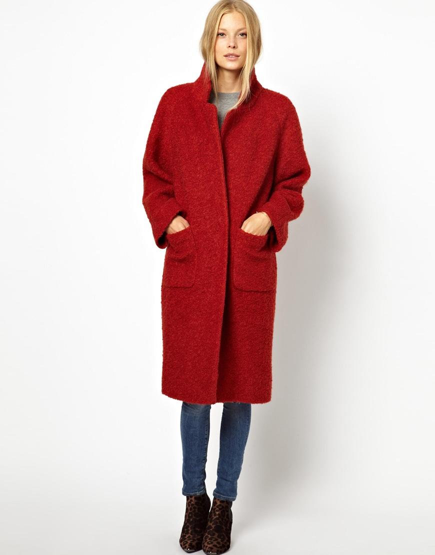 Сшить зимнее пальто своими руками