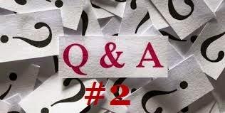 Q&A #2