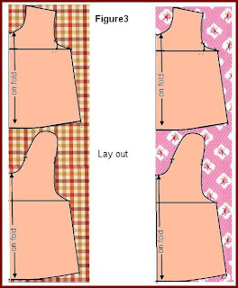 how to make a line frock