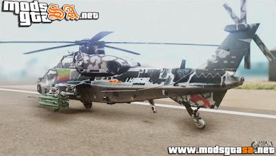 SA - Changhe WZ-10