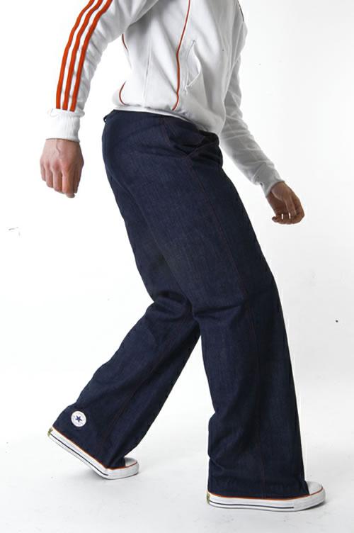 Shoe pants (calça-tênis)