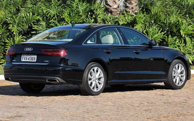 Novo Audi A6 2016 2.0 TFSI