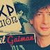 EXP GUIÓN : Entrevista con Neil Gaiman, hablando sobre la novela CORALINE.