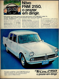 propaganda década de 70; os anos 70; Oswaldo Hernandez; brazilian advertising cars in the 70s;