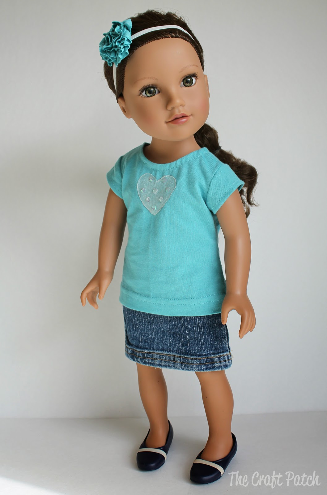 The Craft Patch: American Girl Doll Clothes. Yeah, I Am ...