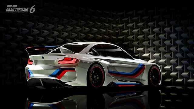 Gambar BMW Vision Gran Turismo 6