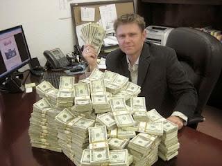 كيف تصبح مليونير بدون راس مال