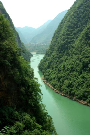 Sungai yangtze atau chang jiang berada di negara china memiliki