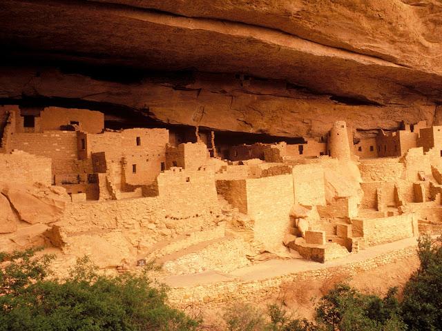 Ruinas Anasazi, Parque Nacional Mesa Verde, Colorado