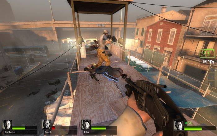 Left 4 Dead 2 Free Download - Ocean Of Games