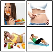 Cara Mengecilkan Perut Dengan Diet Teratur