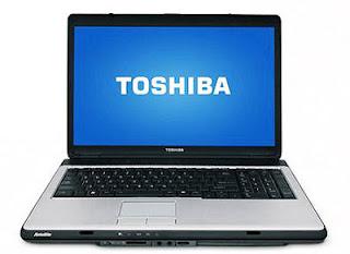 Daftar Harga Laptop Toshiba Terbaru Januari 2013