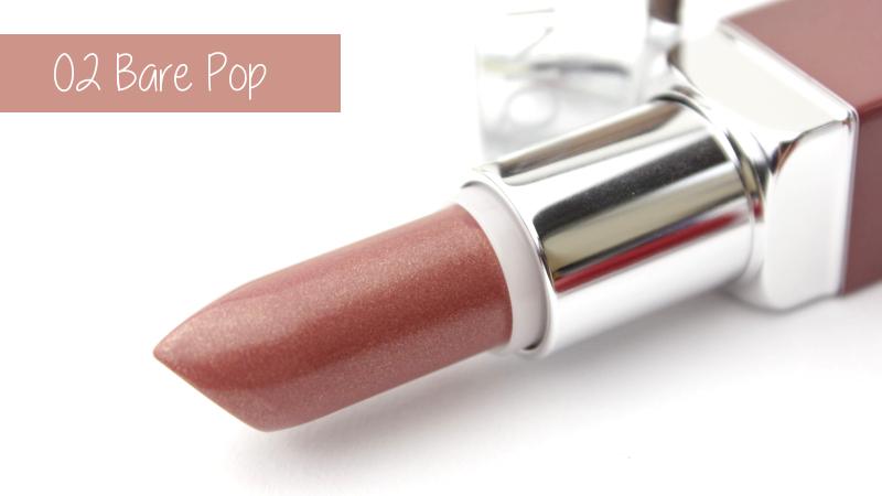 ผลการค้นหารูปภาพสำหรับ Clinique  lip 02 bare pop