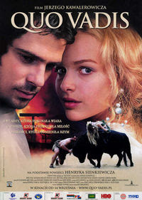 Quo Vadis? 2001 Hollywood Movie Watch Online