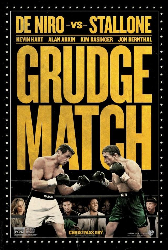 La película Grudge Match ( La gran revancha )