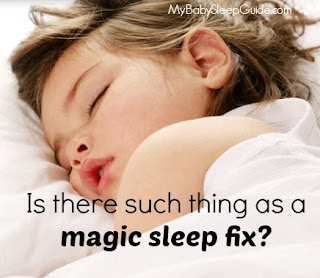 Magic baby sleep fix