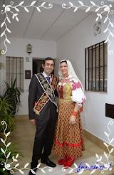 Mayordomo y Mayordoma