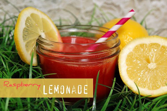 Copycat Cheesecake Raspberry Lemonade!! SO delicious and refreshing!!