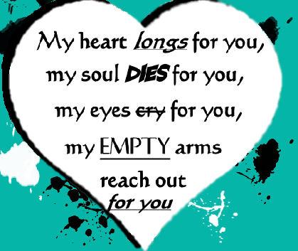 My Heart Longs For You Scrap Photo