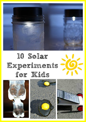 10 Solar Experiments for Kids