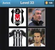 solution quiz de football niveau 33