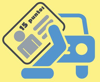 Fenix Directo 8 años del carnet de conducir por puntos
