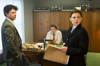 ITV&#39;s Life of Crime with Richard Coyle, Con O&#39;Neill, Hayley Atwell