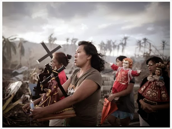 Yolanda survivors still faithful to God