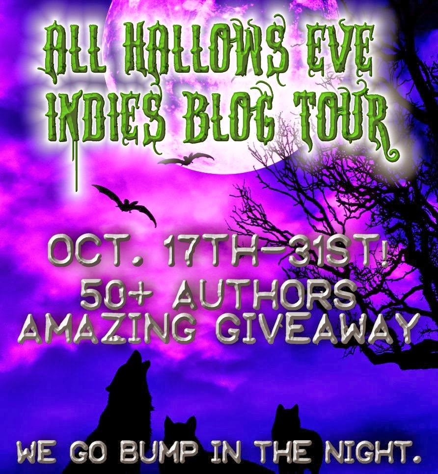 All Hollows Eve Indies Blog Tour