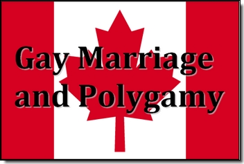 Canada marriage same sex