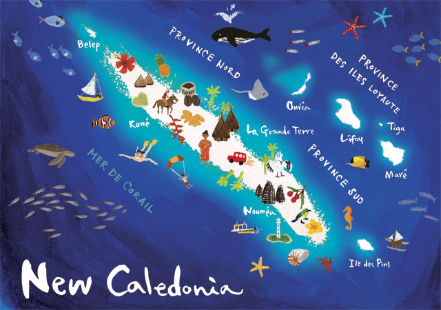 New Caledonia Mission Region