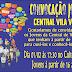 Convocação Jovens Central de Vila Velha 2014