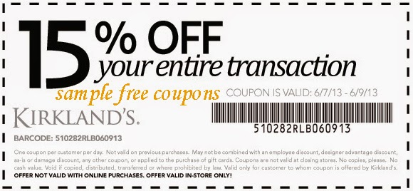 Save $25 on average with Kirklands promo codes and coupons for December Today's top Kirklands offer: $10 OFF. Find 5 Kirklands coupons and discounts at seriespedia.ml Tested and verified on December 02, %(72).